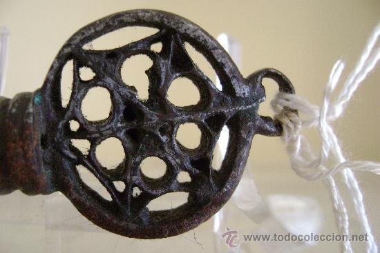 Antigüedades: LLAVE VENECIANA SIGLO XVI.-065 - Foto 5 - 34369712