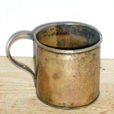 Antigüedades: MEDIDA DE LITRO DE COBRE DE 115 CM ALTURA Y 115 CM DIAMETRO. Lote 34330028