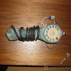 Teléfonos: TELEFONO DE CLAVIJAS TELEFONICA LA ULTIMA UNIDAD !!! BUEN PRECIO. Lote 34521267