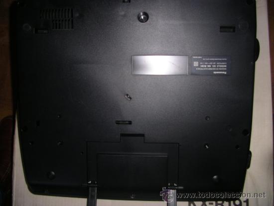 Antigüedades: Máquina de Escribir Electrónica Panasonic, como nueva. RECOGIDA LOCAL - Foto 8 - 34528680