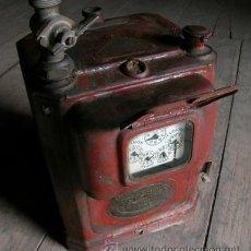 Antigüedades: ANTIGUO CONTADOR DE GAS DE CATALANA DE GAS - MARCA SIGMA . Lote 34544944