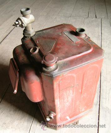 Antigüedades: Antiguo contador de gas de Catalana de Gas - MARCA SIGMA - Foto 6 - 34544944