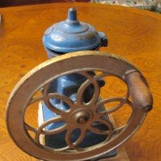 Antigüedades: PRECIOSO MOLINO ANTIGUO - MOLINILLO CAFE. Lote 34584489