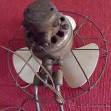 Antigüedades: VENTILADOR CON ROTACION A 125 V.. Lote 34703841