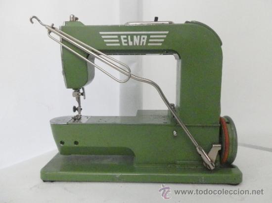Maquina de coser elna grasshopper , funcionando - Vendido