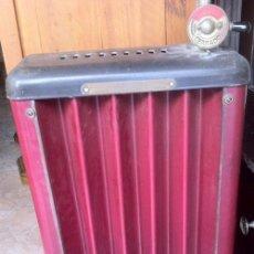Antigüedades: RADIADOR DE GAS -ORION. Lote 34887462