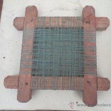 Antigüedades: ANTIGUO APAREJO DE PESCA. PESCADOR DE PECES.. Lote 34928236