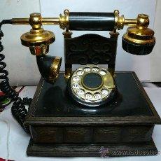 Teléfonos: TELEFONO ANTIGUO AÑOS 70 WESTEM ELECTRIC. Lote 68957250