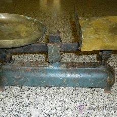Antigüedades: BALANZA ANTIGUA VER FOTOS. Lote 35040550