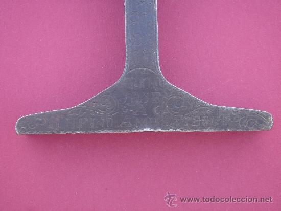 Antigüedades: DETALLE DEL TRABAJO DE FORJA - Foto 4 - 35069584