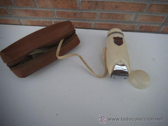 MAQUINA DE AFEITAR ELECTRICA ANTIGUA DANDY (Antigüedades - Técnicas - Barbería - Maquinillas Antiguas)