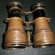 Antigüedades: ANTIGUOS PRISMATICOS-GROOS.LTD-LONDRES & PARÍS-BRONCE-VER DESCRIPCIÓN-(6). Lote 35211462