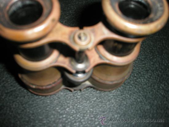 Antigüedades: ANTIGUOS PRISMATICOS-GROOS.Ltd-LONDRES & PARÍS-BRONCE-VER DESCRIPCIÓN-(6) - Foto 2 - 35211462