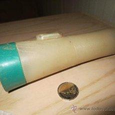 Antigüedades: ANTIGUA LINTERNA DE PLASTICO. Lote 35335084