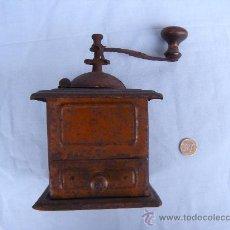 Antigüedades: ANTIGUO MOLINILLO DE CAFÉ PPOS. S. XX. Lote 35339580