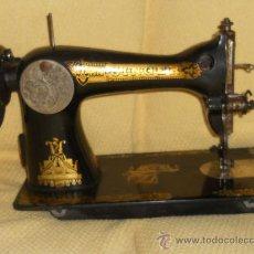 Antigüedades: ANTIGUA MAQUINA DE COSER SINGER 1922 .. Lote 35342210
