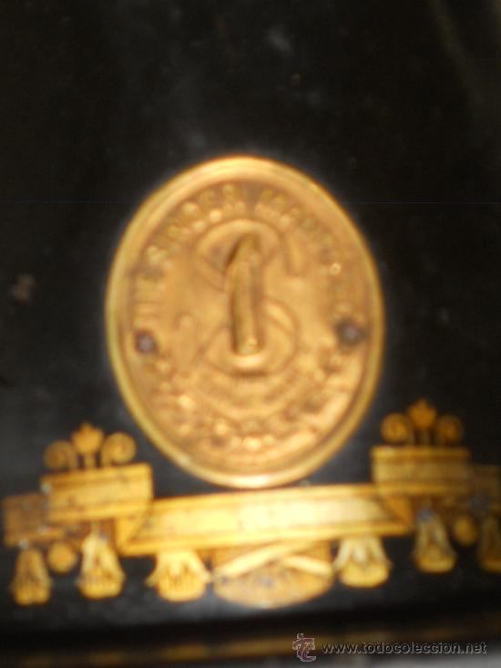 Antigüedades: ANTIGUA MAQUINA DE COSER SINGER 1922 . - Foto 12 - 35342210