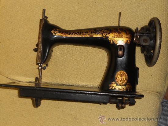 Antigüedades: ANTIGUA MAQUINA DE COSER SINGER 1922 . - Foto 16 - 35342210