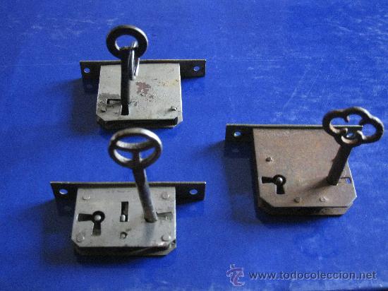 Cerraduras empotrables para mobiliario armario comprar - Cerraduras para armarios ...