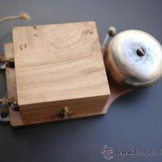 Antigüedades: TIMBRE DE PUERTA RESTAURADO. Lote 35389483