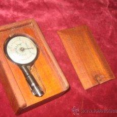Antigüedades: PRESOGRAFO.. APARATO MEDIDOR DE PRESION ...SCLAVERAND TYPE 52. FRANCE. Lote 35385920