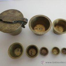 Antiquitäten - Ponderal de vasos anidados - 35421016