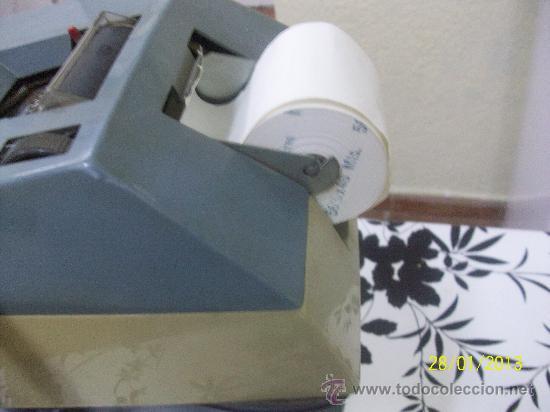 Antigüedades: calculadora marca precisa - Foto 8 - 35496792