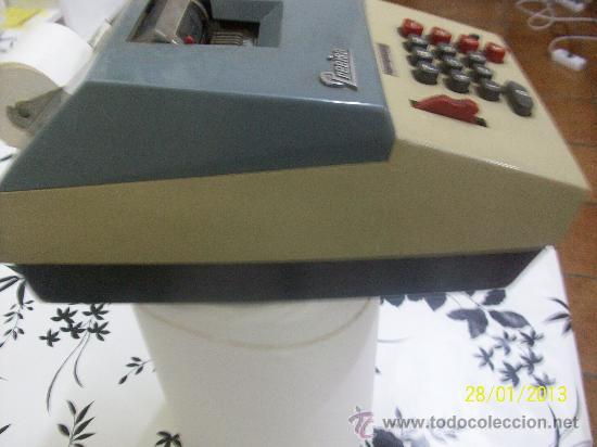Antigüedades: calculadora marca precisa - Foto 9 - 35496792