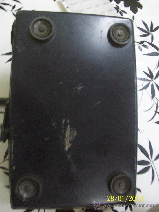 Antigüedades: calculadora marca precisa - Foto 13 - 35496792