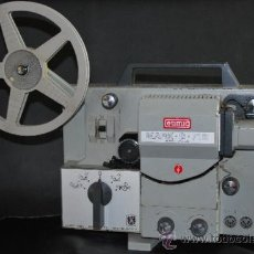 Antigüedades: PROYECTOR EUMING MARK - S- 712 SUPER 8 - SINGLE 8. Lote 35573377