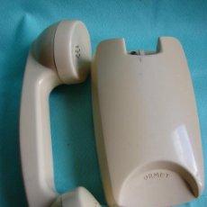 Teléfonos: INTERFONO BLANCO. AÑOS 70. ITALIANO. Lote 35584770