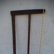 Antigüedades: SIERRA DE CARPINTERO. Lote 35605896