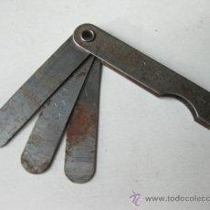 Antigüedades: JUEGO DE 3 GALGAS. Lote 35772419