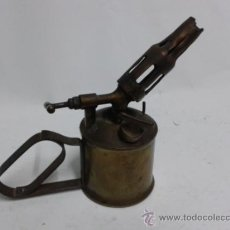 Antigüedades: SOPLETE SOLDADOR ANTIGUO. Lote 142311104