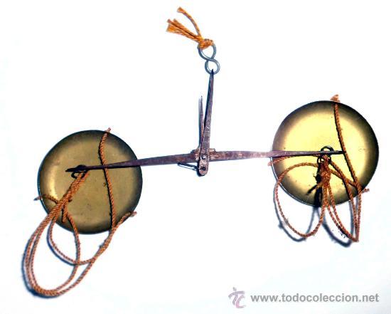 Antigüedades: kilatero de forja y bronce - Foto 2 - 35882714