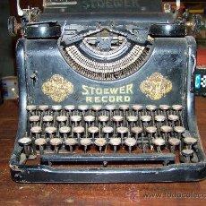 Maquina de escribir STOEWER RECORD