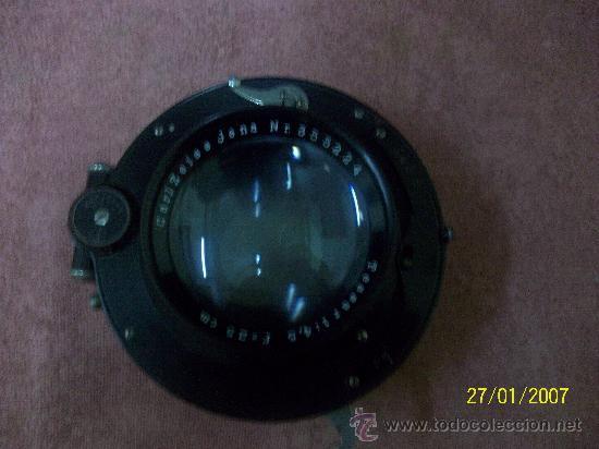 Antigüedades: camara de de fotos mui grande perfecta con caja - Foto 18 - 36040877