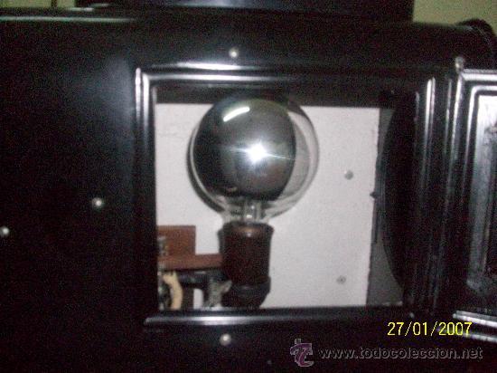 Antigüedades: camara de de fotos mui grande perfecta con caja - Foto 25 - 36040877
