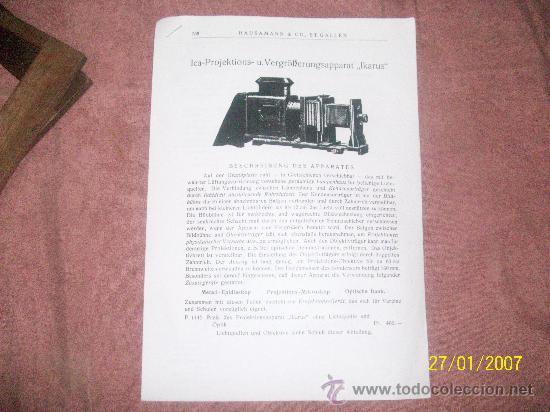 Antigüedades: camara de de fotos mui grande perfecta con caja - Foto 27 - 36040877