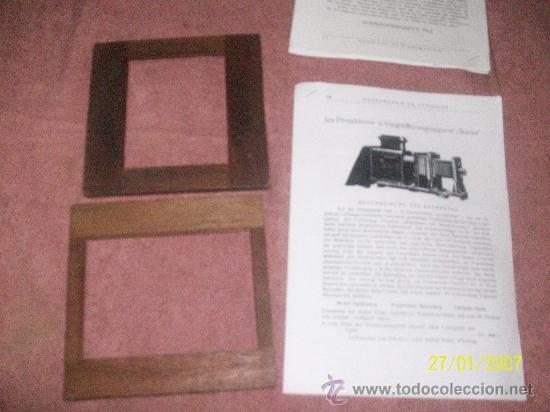 Antigüedades: camara de de fotos mui grande perfecta con caja - Foto 28 - 36040877