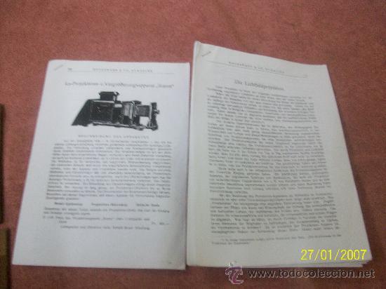 Antigüedades: camara de de fotos mui grande perfecta con caja - Foto 32 - 36040877