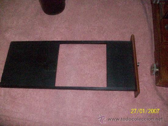 Antigüedades: camara de de fotos mui grande perfecta con caja - Foto 42 - 36040877