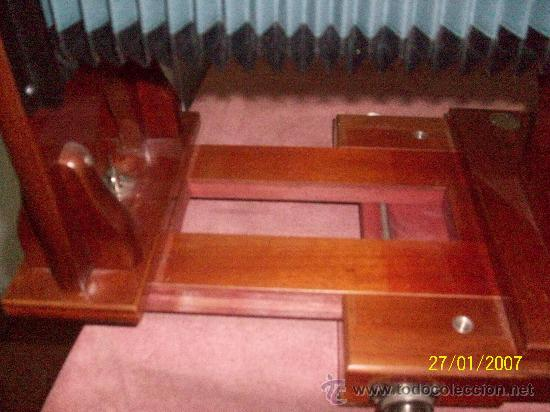 Antigüedades: camara de de fotos mui grande perfecta con caja - Foto 49 - 36040877