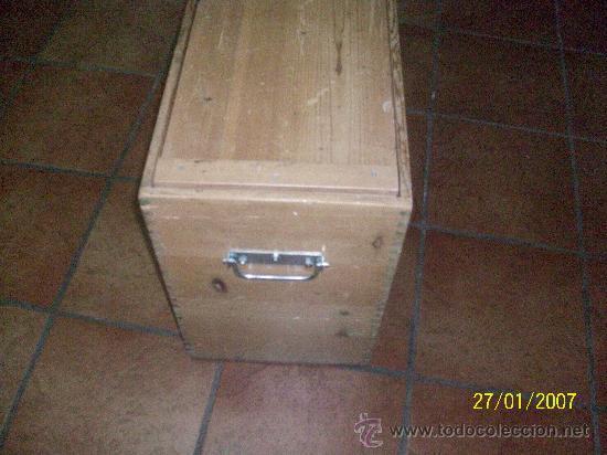 Antigüedades: camara de de fotos mui grande perfecta con caja - Foto 57 - 36040877