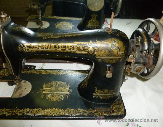 Maquina coser * singer * the singer manufacturi - Vendido