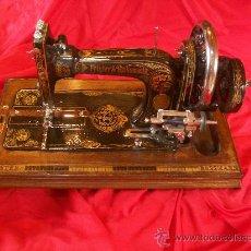 Antiquités: MAQUINA DE COSER FRISTER & ROSSMANN. Lote 36085211