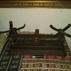 Antigüedades: BALANZA ANTIGUA ASTA 15KG. Lote 36145803