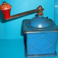 Antigüedades: ANTIGUO MOLINILLO DE CAFE MARCA ELMA. Lote 36165123