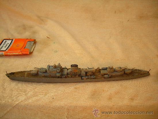 Maqueta barco de guerra ajax comprar antig edades - Antiguedades de barcos ...