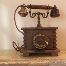Teléfonos: TELEFONO ANTIGUO DE SOBREMESA. Lote 36337547